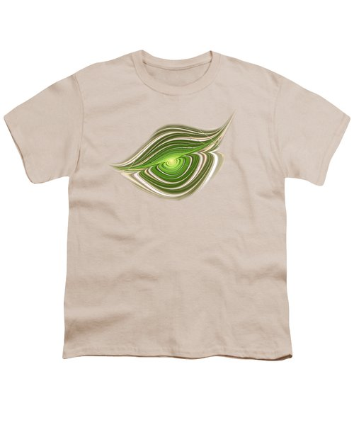 Hypnotic Eye Youth T-Shirt by Anastasiya Malakhova