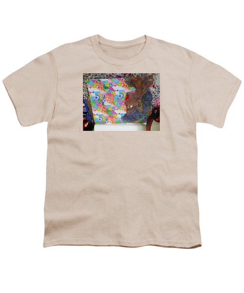 Indigos Youth T-Shirt