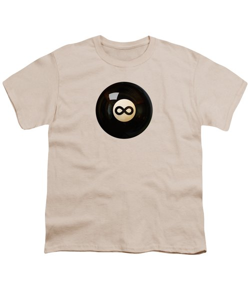 Infinity Ball Youth T-Shirt by Nicholas Ely