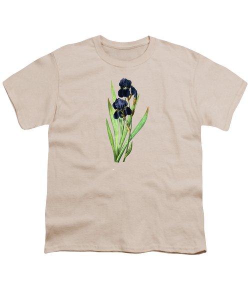 Iris Germanica Youth T-Shirt