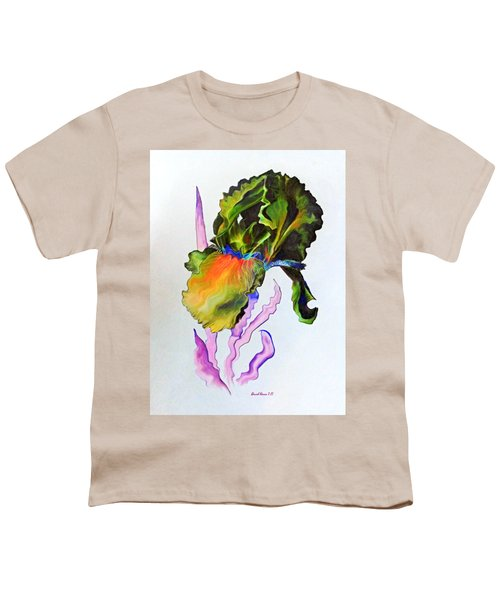 Iris Of A Different Color Youth T-Shirt