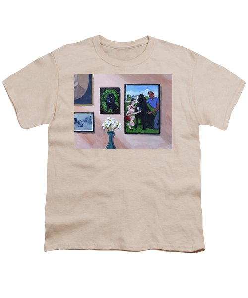 Lady's Family Gallery Youth T-Shirt