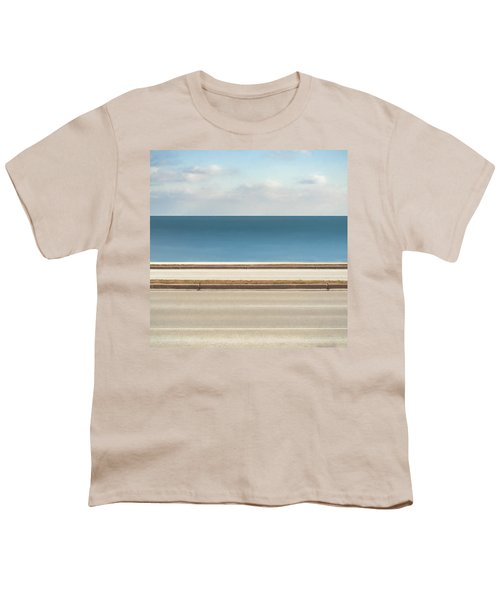Lincoln Memorial Drive Youth T-Shirt by Scott Norris