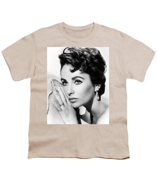 Liz Taylor Youth T-Shirt by American School