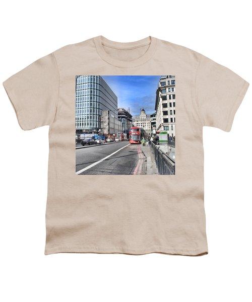 London City Youth T-Shirt