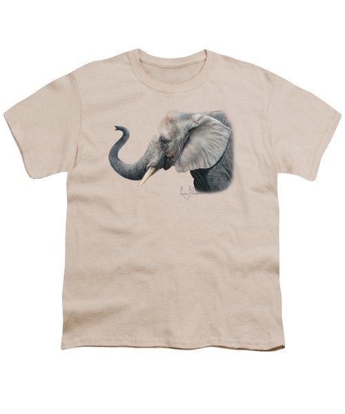 Lucky Youth T-Shirt by Lucie Bilodeau