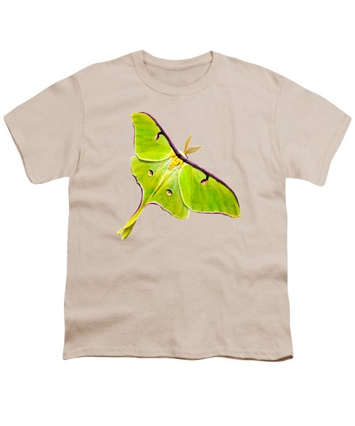 Luna Moth Youth T-Shirt