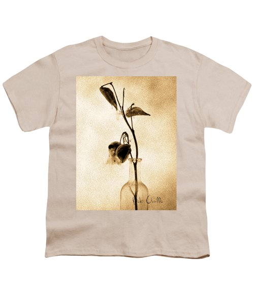 Milk Weed In A Bottle Youth T-Shirt