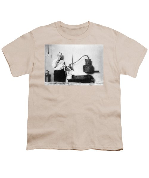 Moonshine Distillery, 1920s Youth T-Shirt