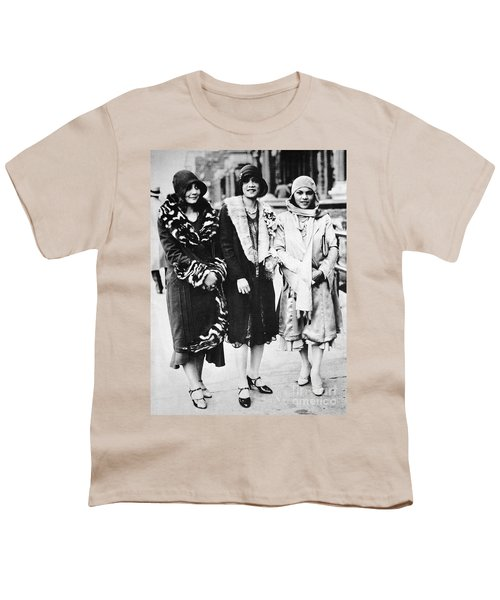 New York - Harlem C1927 Youth T-Shirt by Granger