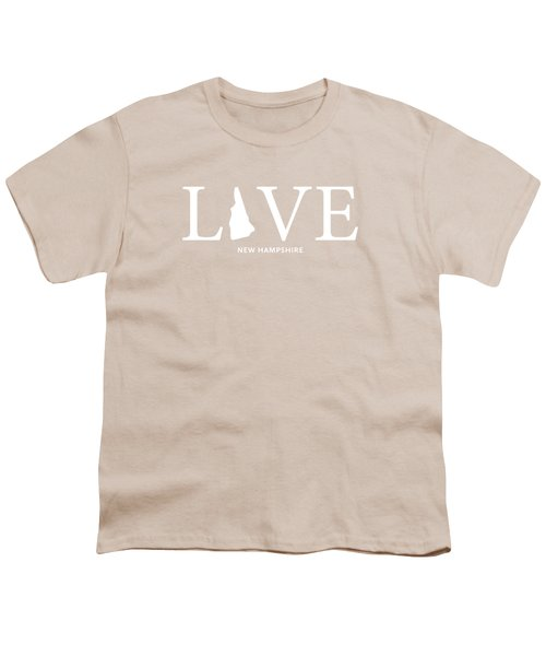 Nh Love Youth T-Shirt by Nancy Ingersoll