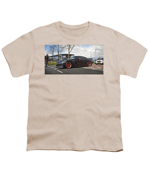 Nissan Gt-r Youth T-Shirt