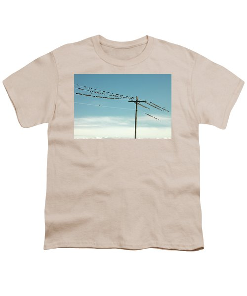 Not Like The Others Youth T-Shirt