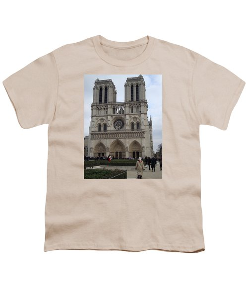 Notre Dame Youth T-Shirt by Roxy Rich
