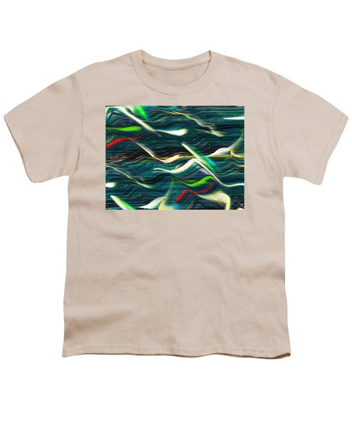 Ocean Run 2 Youth T-Shirt
