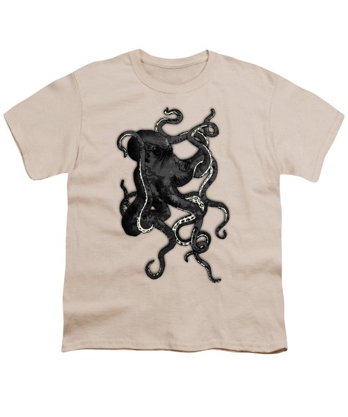 Octopus Youth T-Shirt by Nicklas Gustafsson