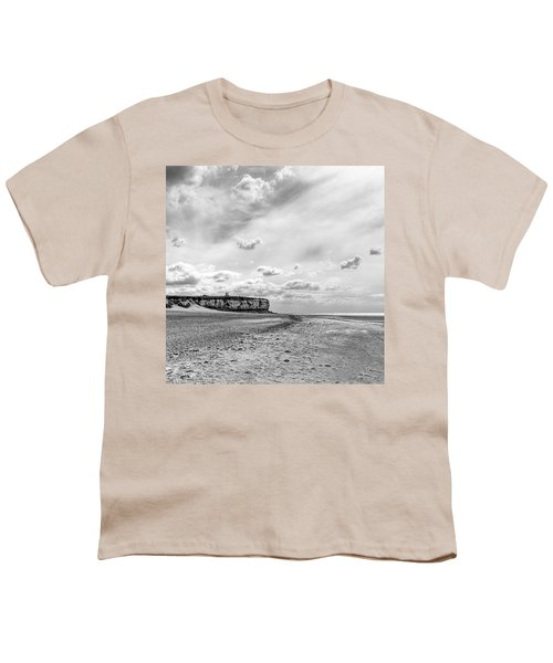 Old Hunstanton Beach, Norfolk Youth T-Shirt
