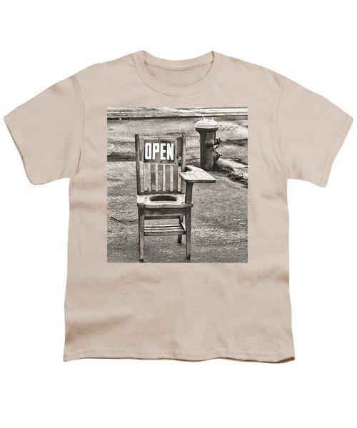 Open Youth T-Shirt