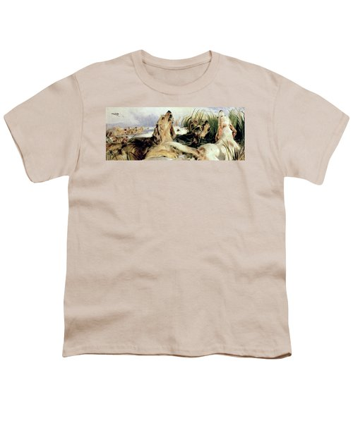 Otter Hounds Youth T-Shirt