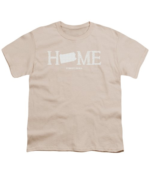 Pa Home Youth T-Shirt by Nancy Ingersoll