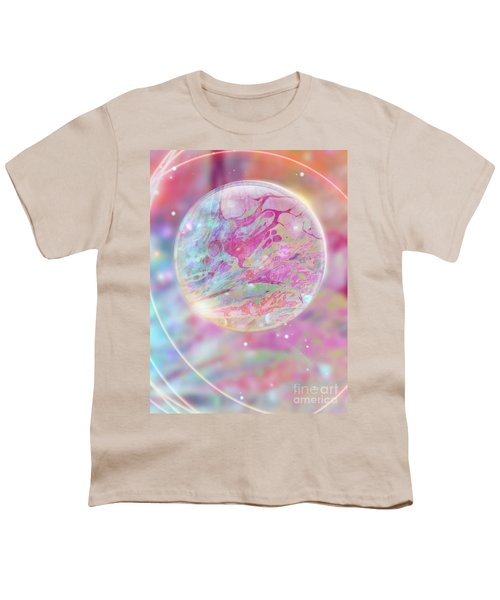 Pastel Dream Sphere Youth T-Shirt