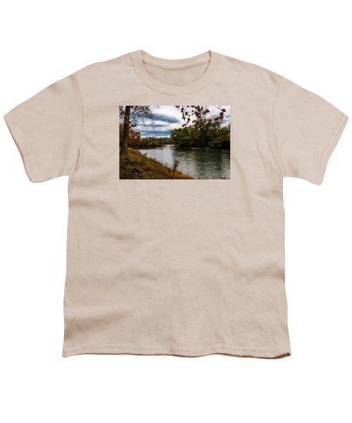 Peaceful River Youth T-Shirt