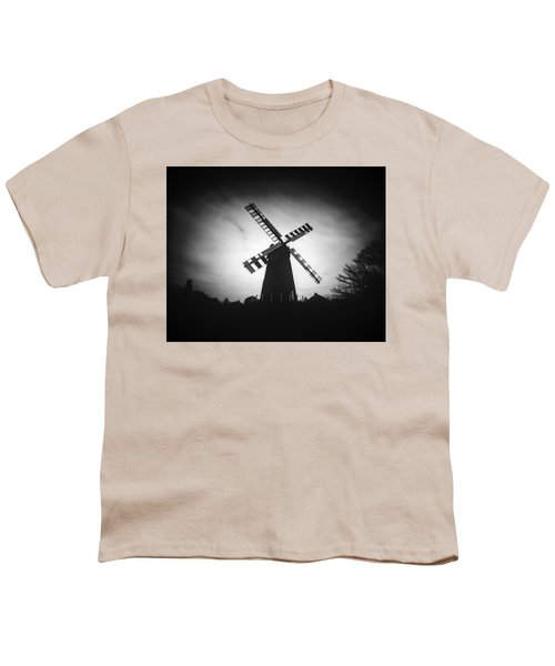 Polegate Windmill Youth T-Shirt
