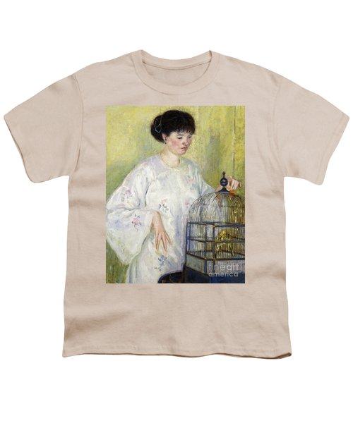 Portrait Of Madame Frieseke Youth T-Shirt