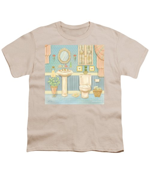Pretty Bathrooms Iv Youth T-Shirt