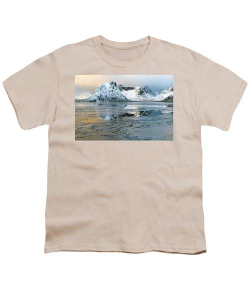 Reine, Lofoten 5 Youth T-Shirt