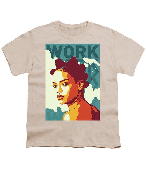 Rihanna Youth T-Shirt