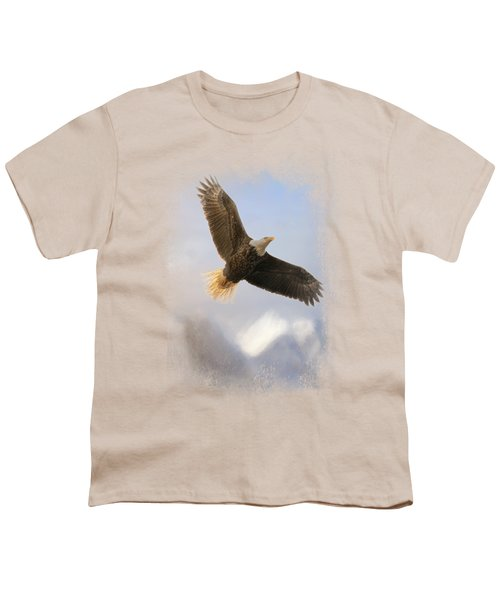 Rise Above Youth T-Shirt by Jai Johnson