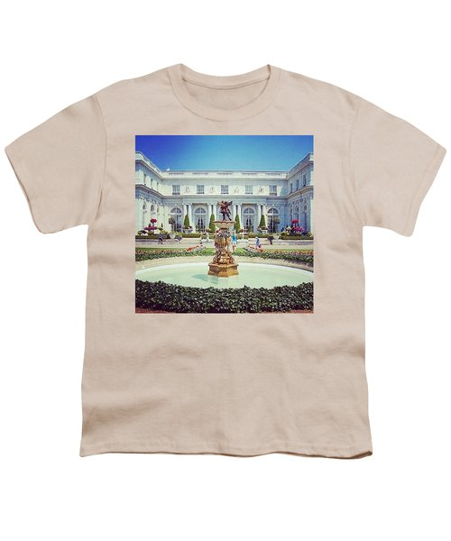 A Luxurious Afternoon  Youth T-Shirt