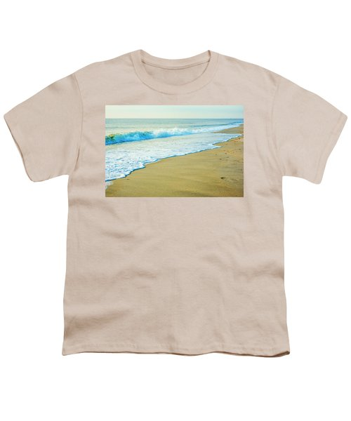Sandy Hook Beach, New Jersey, Usa Youth T-Shirt