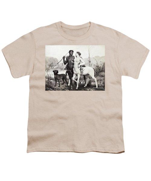 Schutzenberger: Centaurs Youth T-Shirt by Granger