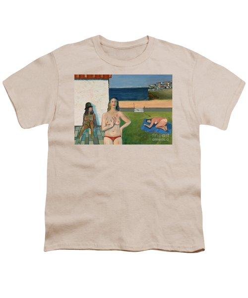 She Walks In Beauty Youth T-Shirt