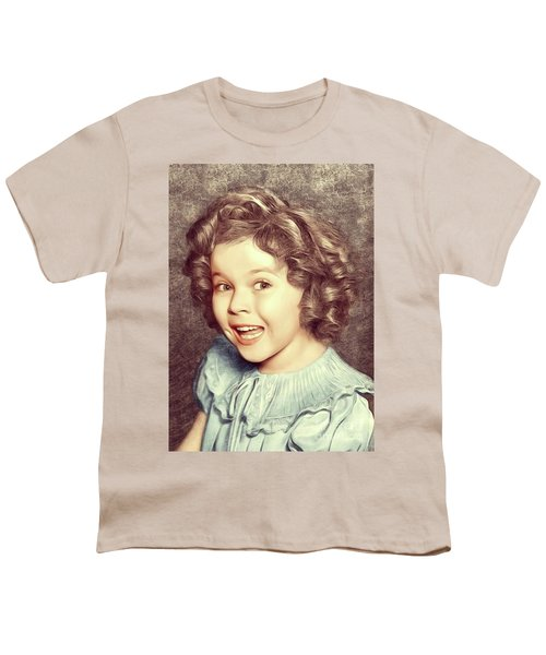 Shirley Temple, Actress Youth T-Shirt