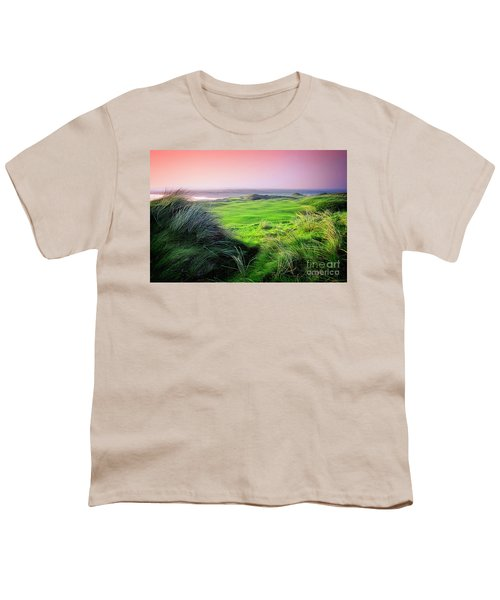 Sunset - Lahinch Youth T-Shirt