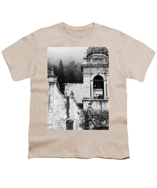 Taormina Church Detail Youth T-Shirt