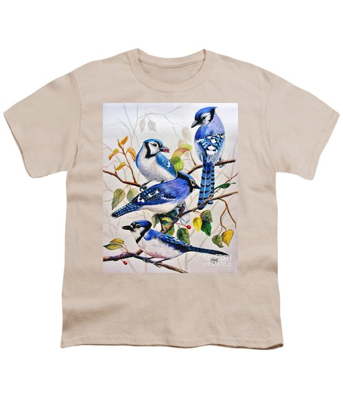 The Blues Youth T-Shirt
