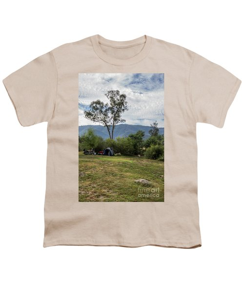 Youth T-Shirt featuring the photograph The Good Life by Linda Lees
