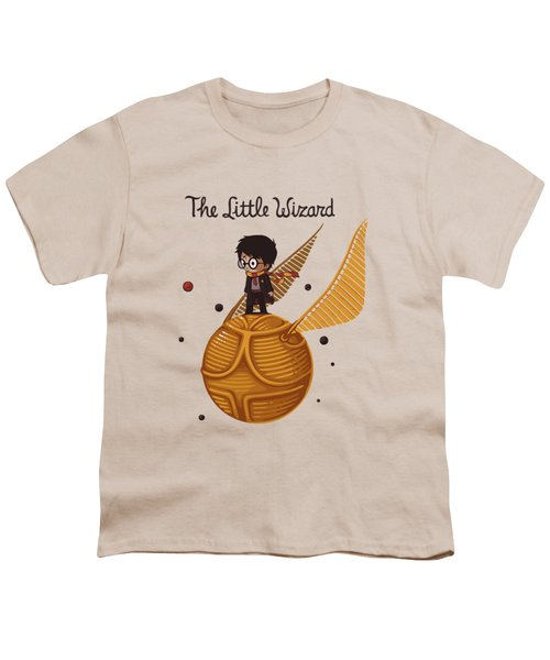 The Little Wizard Youth T-Shirt