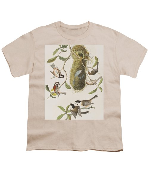 Titmouses Youth T-Shirt