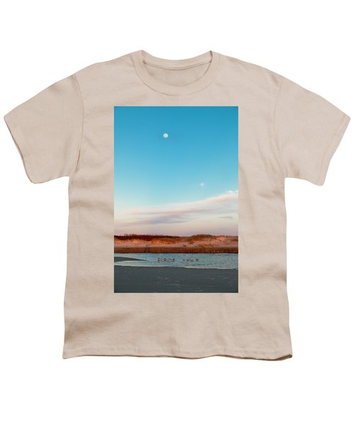 Tranquil Heaven Youth T-Shirt by Betsy Knapp