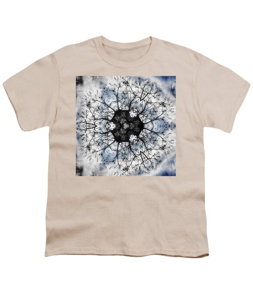 Tree Of Life Youth T-Shirt by Jorge Ferreira