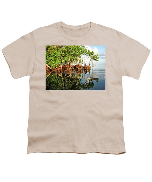 Trees In The Sea Youth T-Shirt