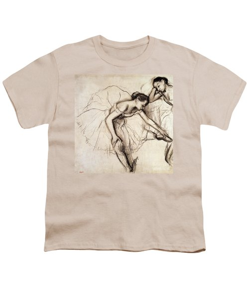 Two Dancers Resting Youth T-Shirt