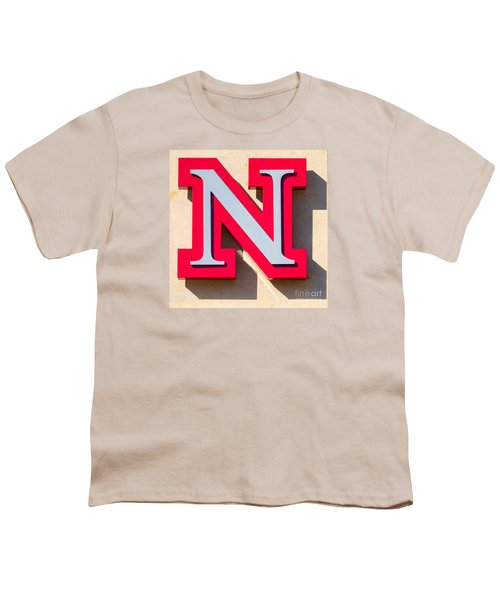 UNL Youth T-Shirt by Jerry Fornarotto