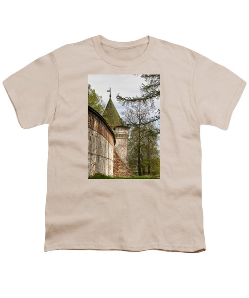 Wall And Tower Youth T-Shirt
