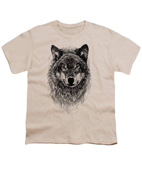Wolf Youth T-Shirt by Michael Volpicelli